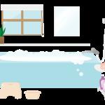 お風呂(浴室)水漏れ